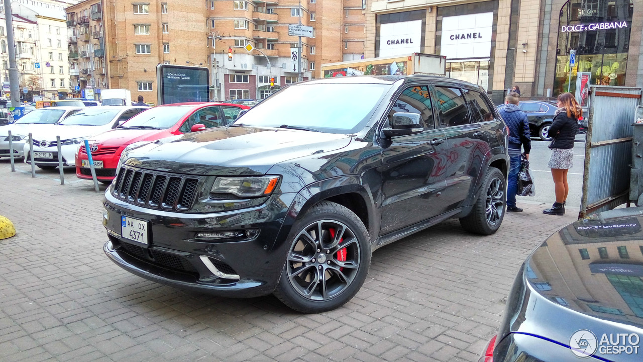 jeep grand cherokee srt 8 2013 14 may 2017 autogespot. Black Bedroom Furniture Sets. Home Design Ideas