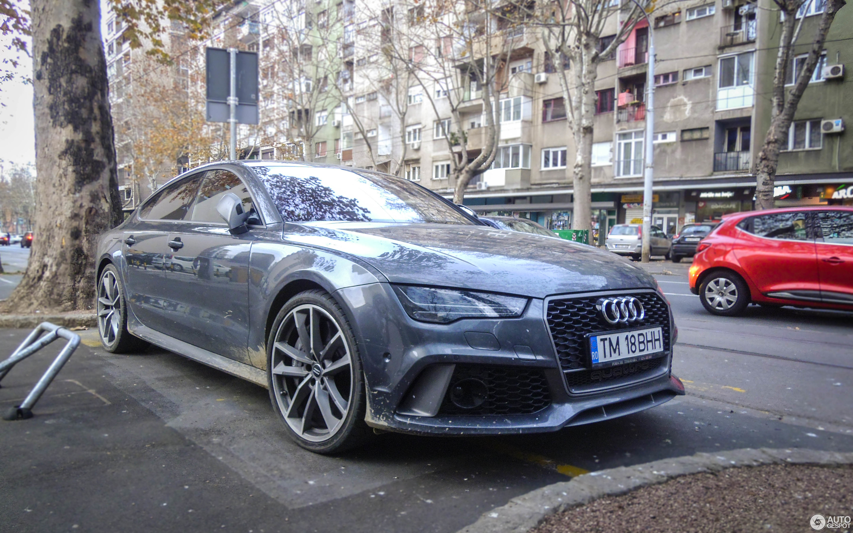 audi rs7 sportback 2015 performance 14 may 2017 autogespot. Black Bedroom Furniture Sets. Home Design Ideas