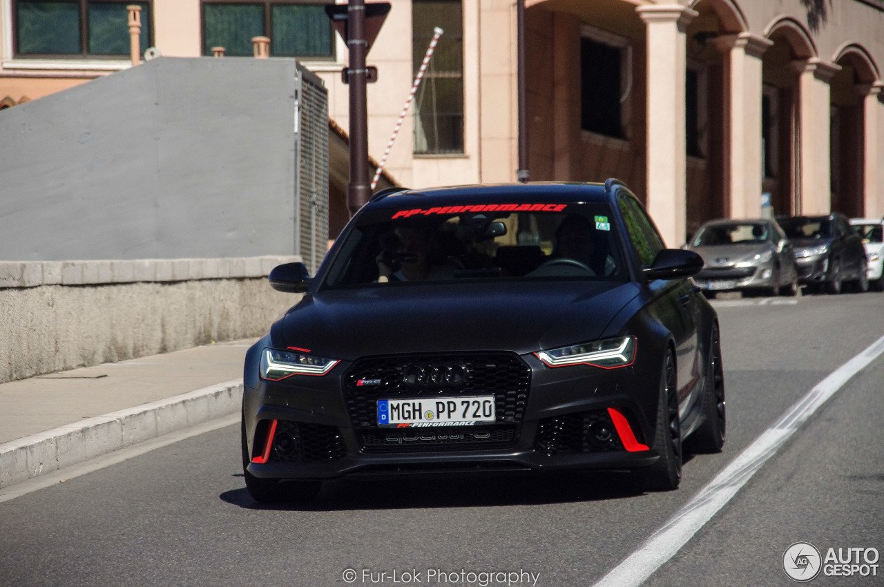 Audi Rs6 Avant C7 2015 By Pp Performance 15 Maggio 2017