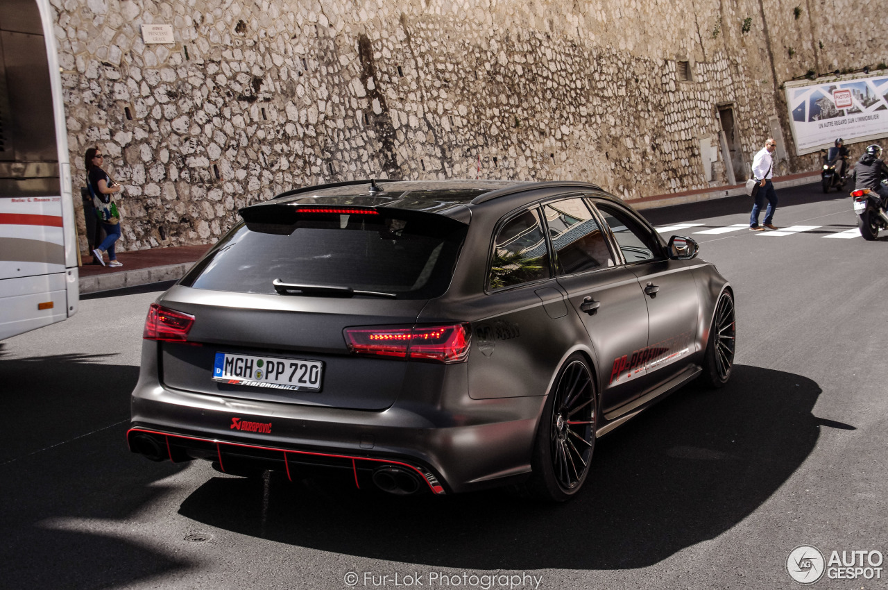 audi rs6 avant c7 2015 by pp performance 15 may 2017 autogespot. Black Bedroom Furniture Sets. Home Design Ideas