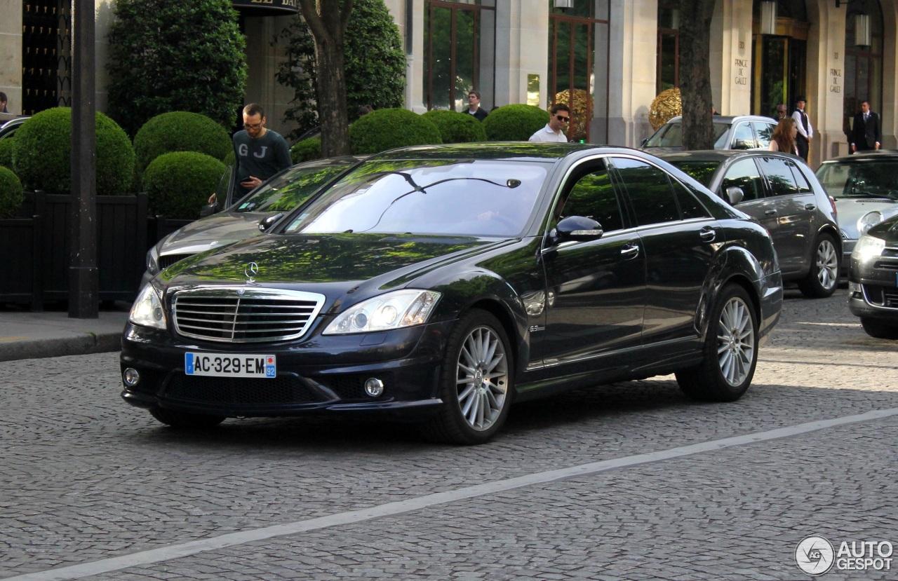 Nettivaraosa - Mercedes-benz S-class W221 2007 - Car spare parts ...