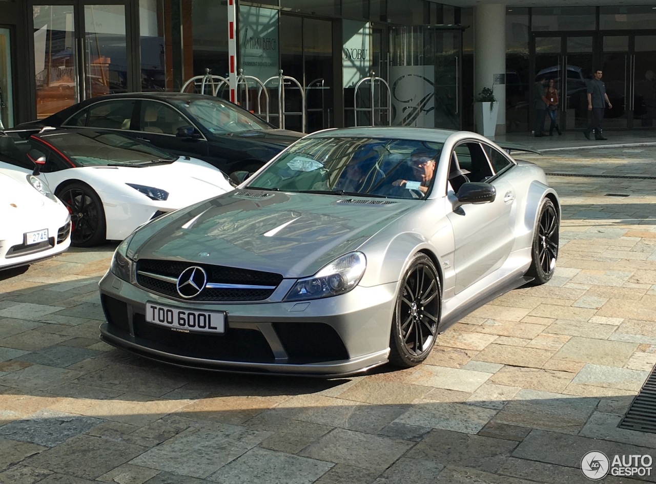 Mercedes Benz Sl 65 Amg Black Series 15 May 2017