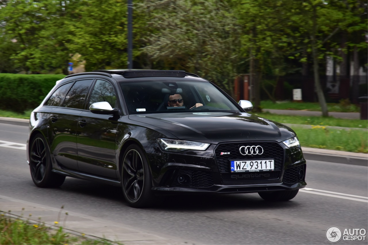 Audi Rs6 Avant C7 2015 16 May 2017 Autogespot