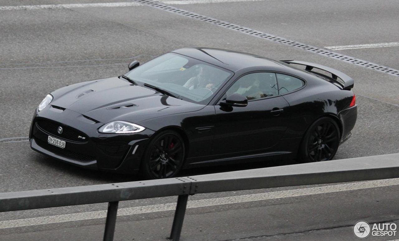 Jaguar Xkr S C on Jaguar Xjr 15