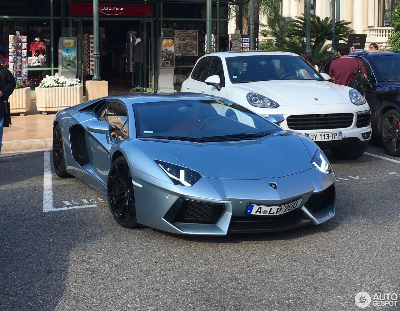 Lamborghini Aventador LP700-4 - 16 May 2017 - Auspot on lamborghini roadster 2017, lamborghini murcielago 2017, lamborghini gallardo spyder, lamborghini gallardo 2017, lamborghini tron 2017, lamborghini countach 2017, lamborghini sesto elemento 2017, lamborghini estoque,