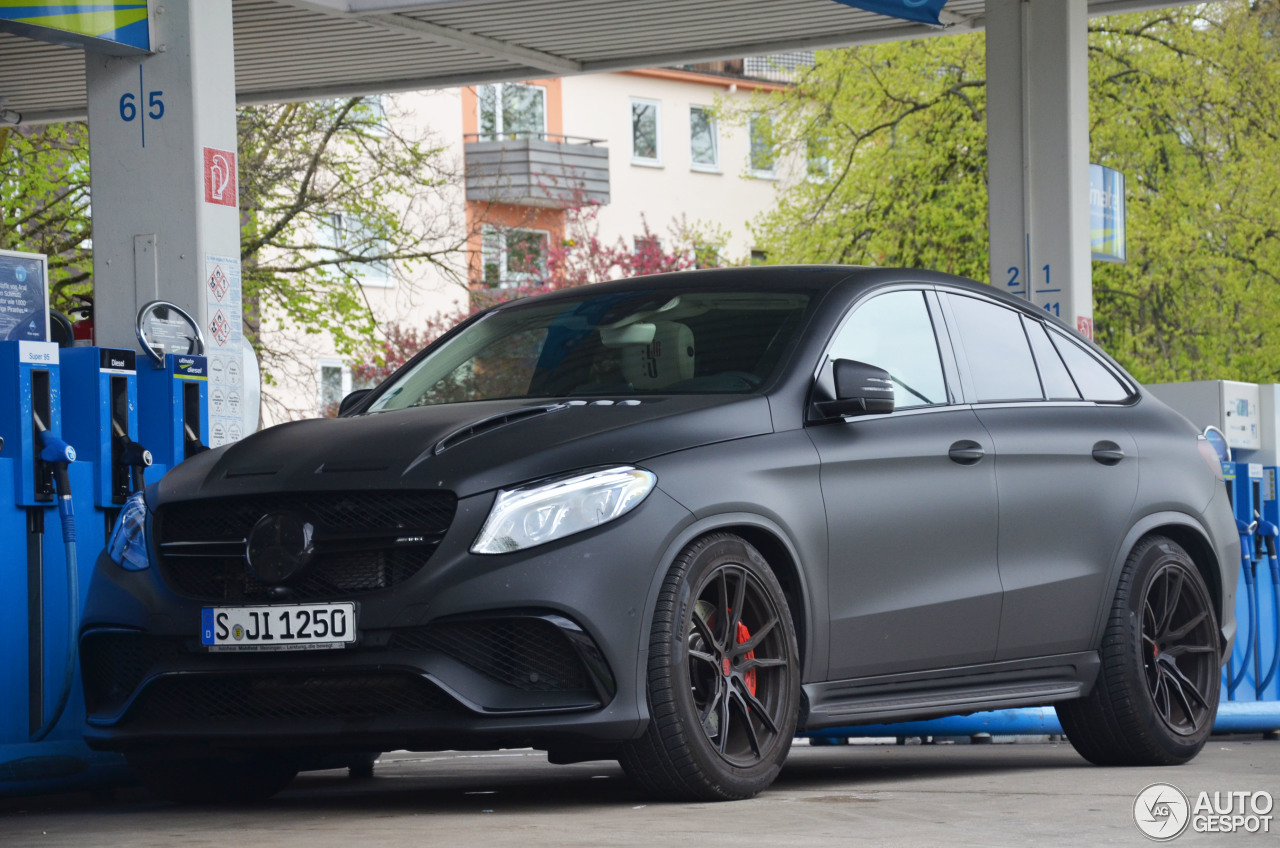 Mercedes Gle Amg Noir