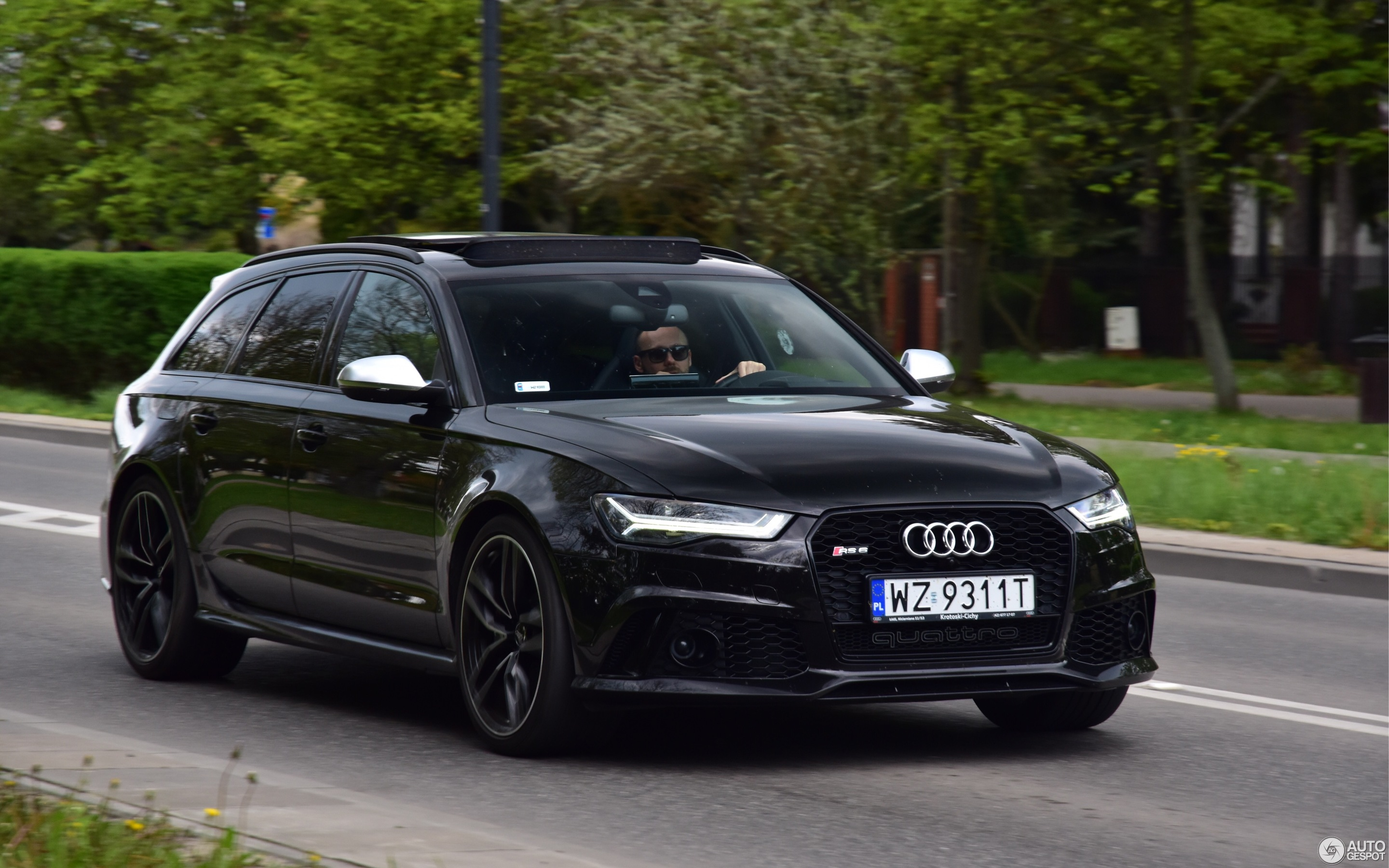 audi rs6 avant c7 2015 16 may 2017 autogespot. Black Bedroom Furniture Sets. Home Design Ideas
