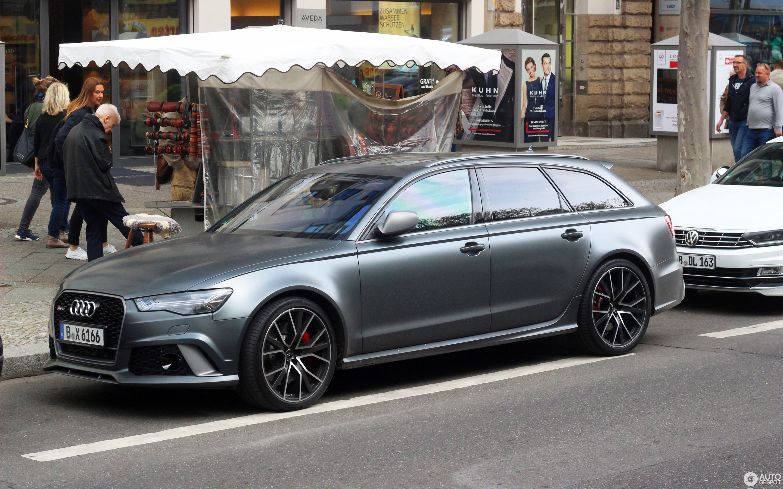 Kelebihan Audi Rs6 2015 Review