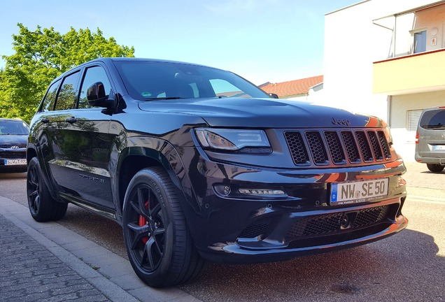 Jeep Grand Cherokee SRT 2016 Night Edition