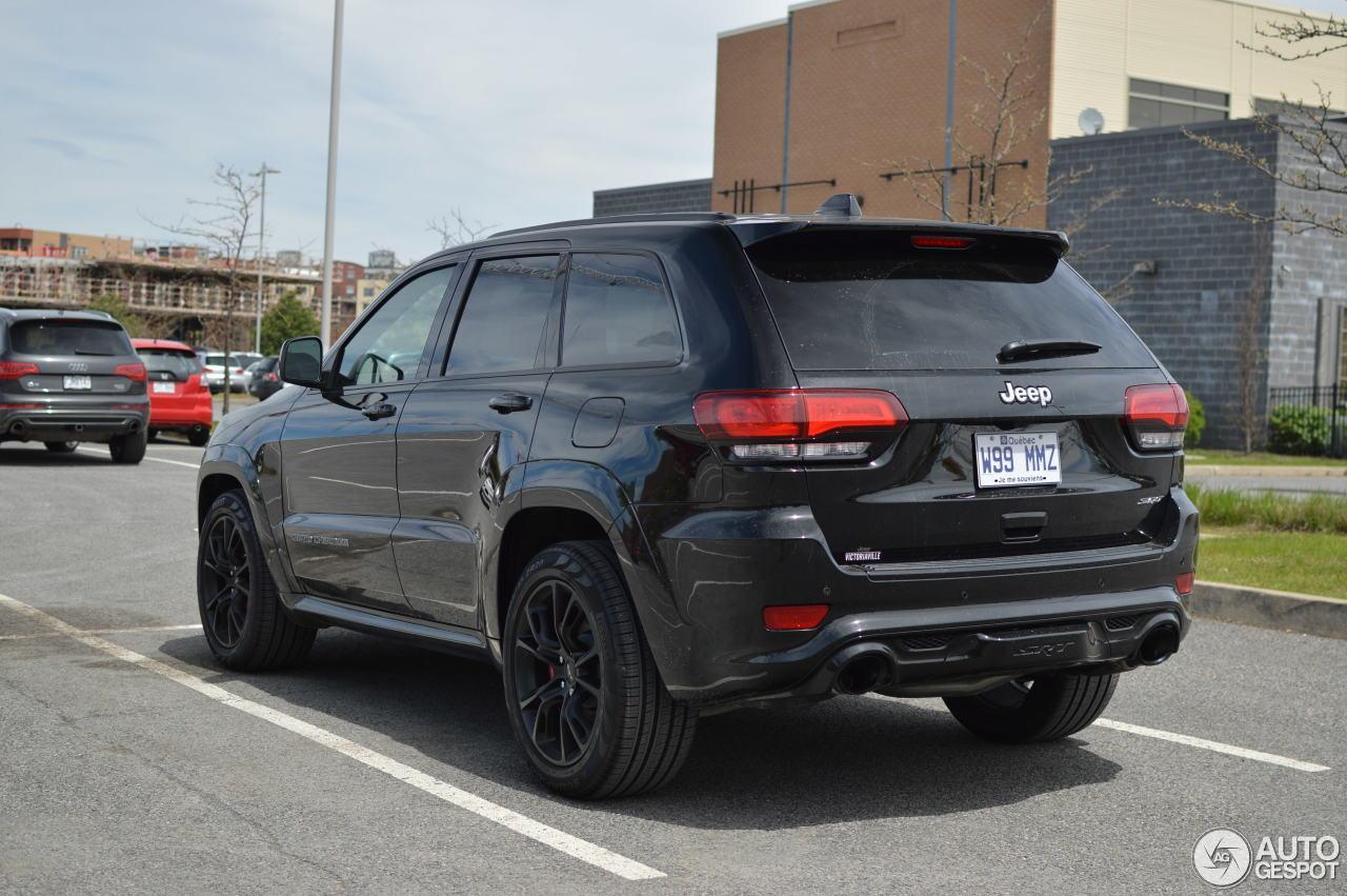 jeep grand cherokee srt 8 2017 17 mai 2017 autogespot. Black Bedroom Furniture Sets. Home Design Ideas