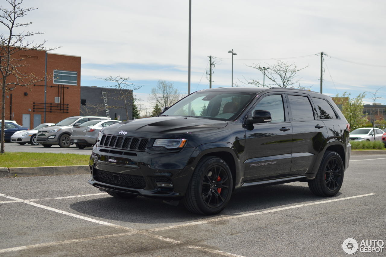 jeep grand cherokee srt 8 2017 17 may 2017 autogespot. Black Bedroom Furniture Sets. Home Design Ideas