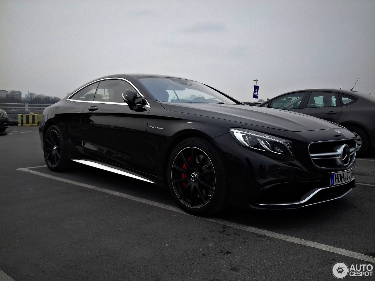 mercedes benz s 63 amg coup c217 17 may 2017 autogespot