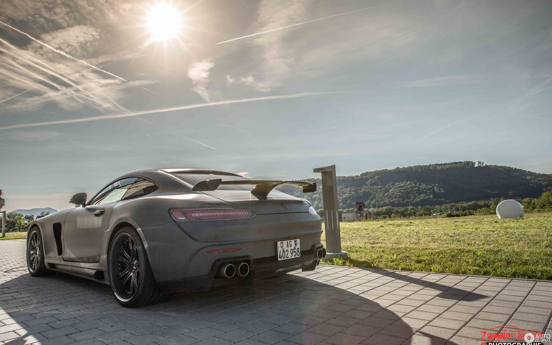 Mercedes-AMG GT S FAB Design Areion