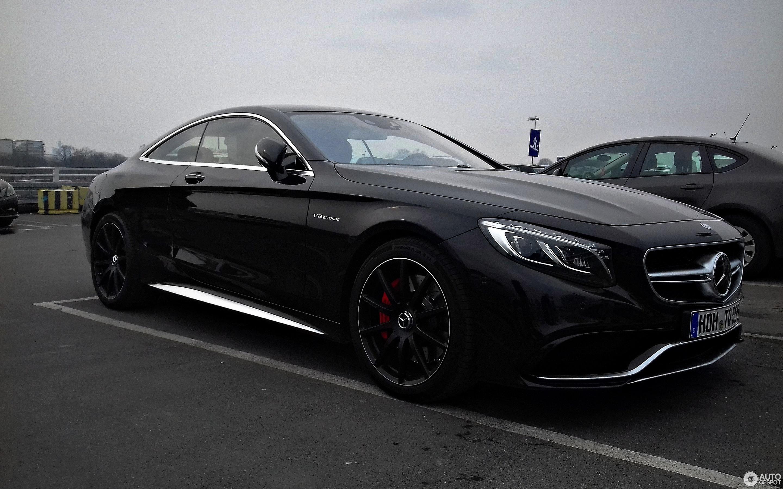 Mercedes Benz S63 Amg Coupe >> Mercedes Benz S 63 Amg Coupe C217 17 May 2017 Autogespot