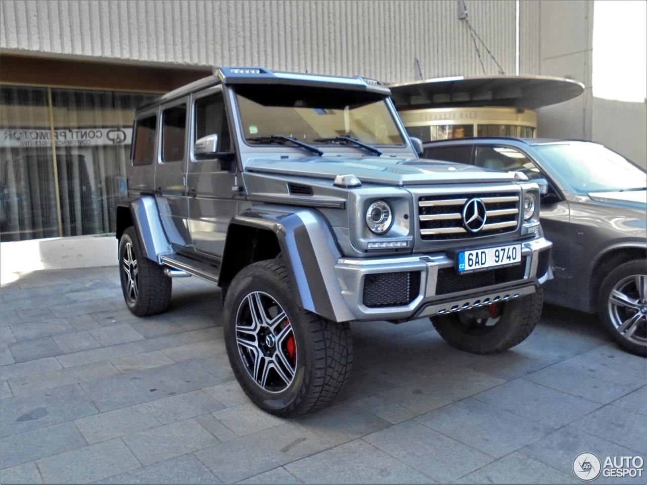 Mercedes benz g 500 4x4 18 mei 2017 autogespot for Mercedes benz g 500