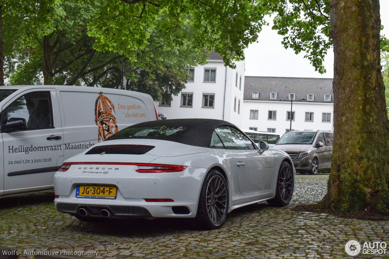 porsche 991 carrera 4s cabriolet mkii 18 may 2017. Black Bedroom Furniture Sets. Home Design Ideas