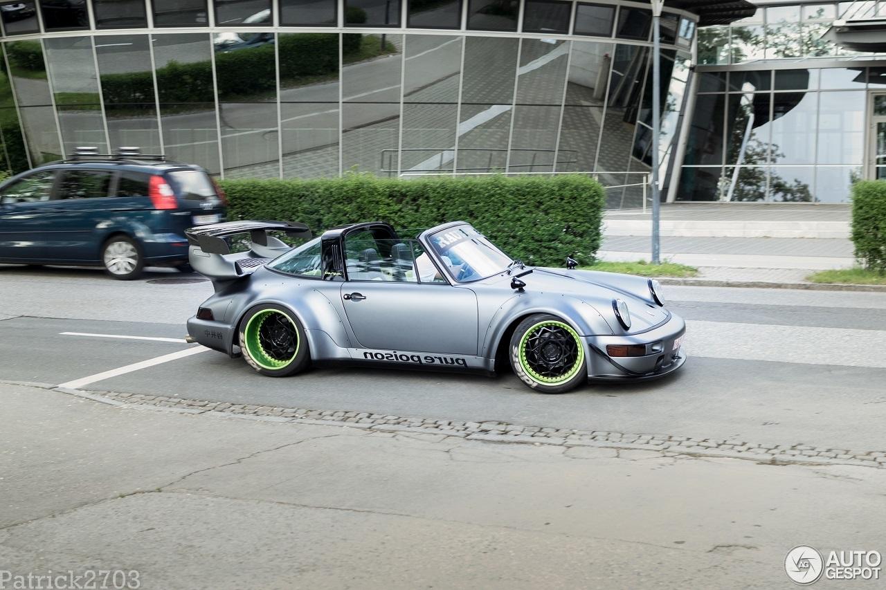 Porsche Rauh Welt Begriff 964 Targa 18 Mai 2017 Autogespot