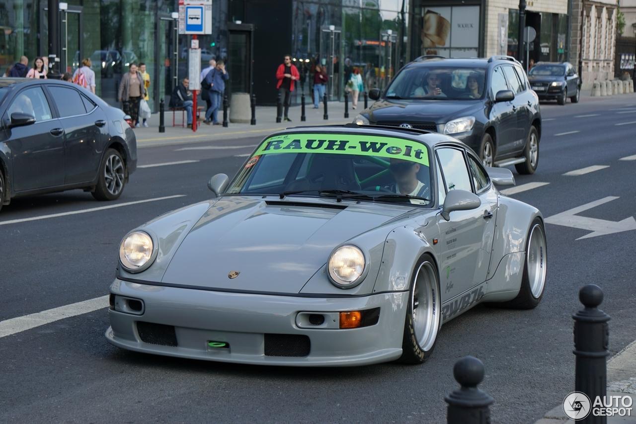 Porsche Rauh Welt Begriff 964 18 May 2017 Autogespot