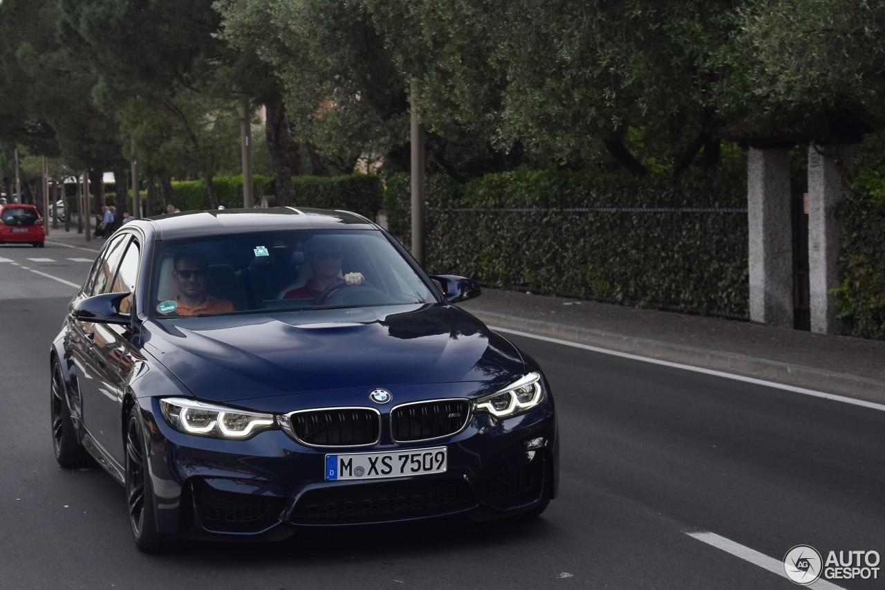 BMW M3 F80 Sedan 2017 - 19 maggio 2017 - Autogespot