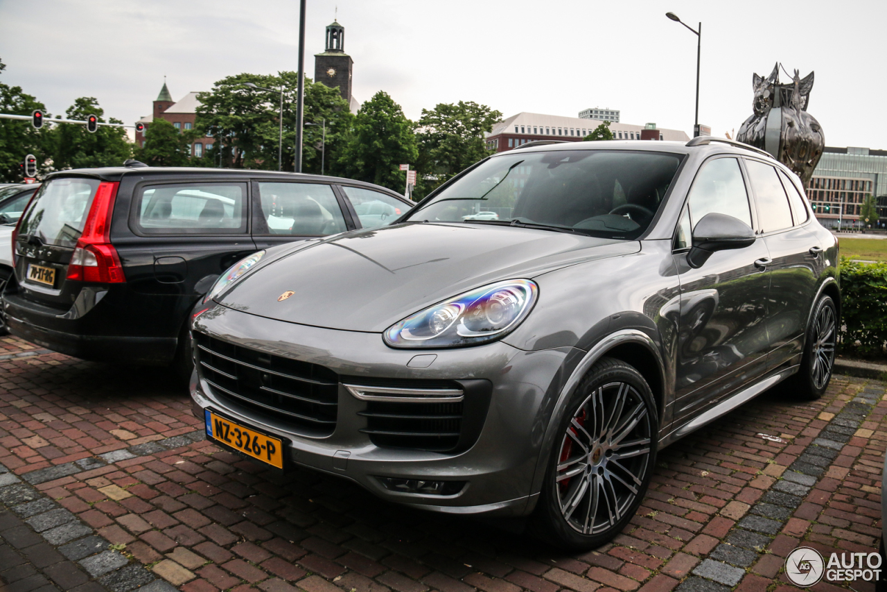 porsche 958 cayenne gts mkii 19 may 2017 autogespot. Black Bedroom Furniture Sets. Home Design Ideas