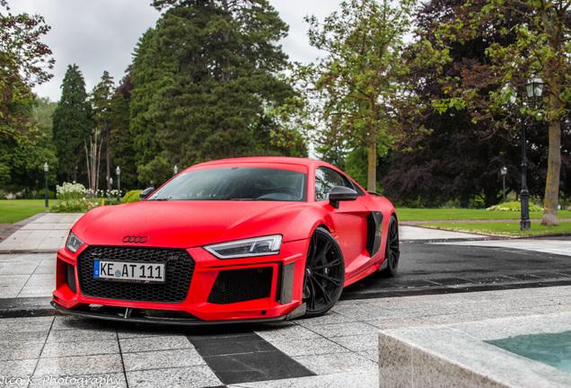 Audi ABT R8 V10 Plus 2017