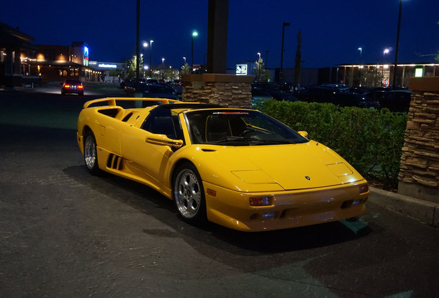 Lamborghini Diablo VT 6.0 Roadster