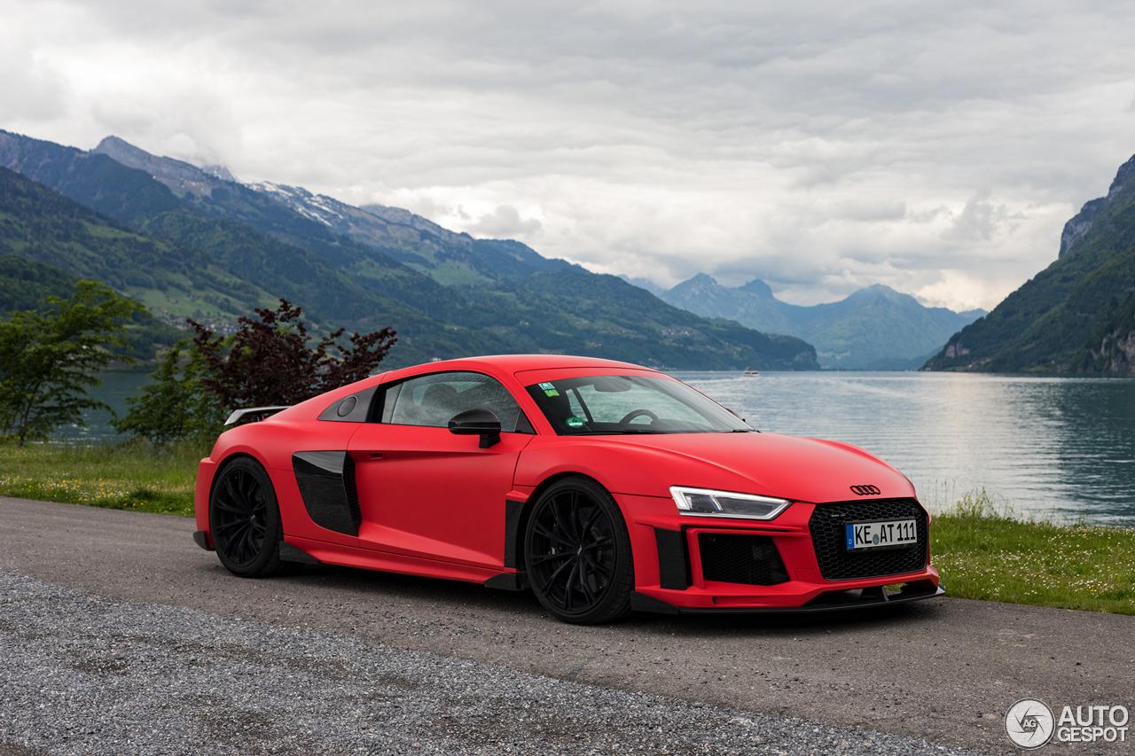 Audi R8 V10 Plus 2015 Abt 20 May 2017 Autogespot