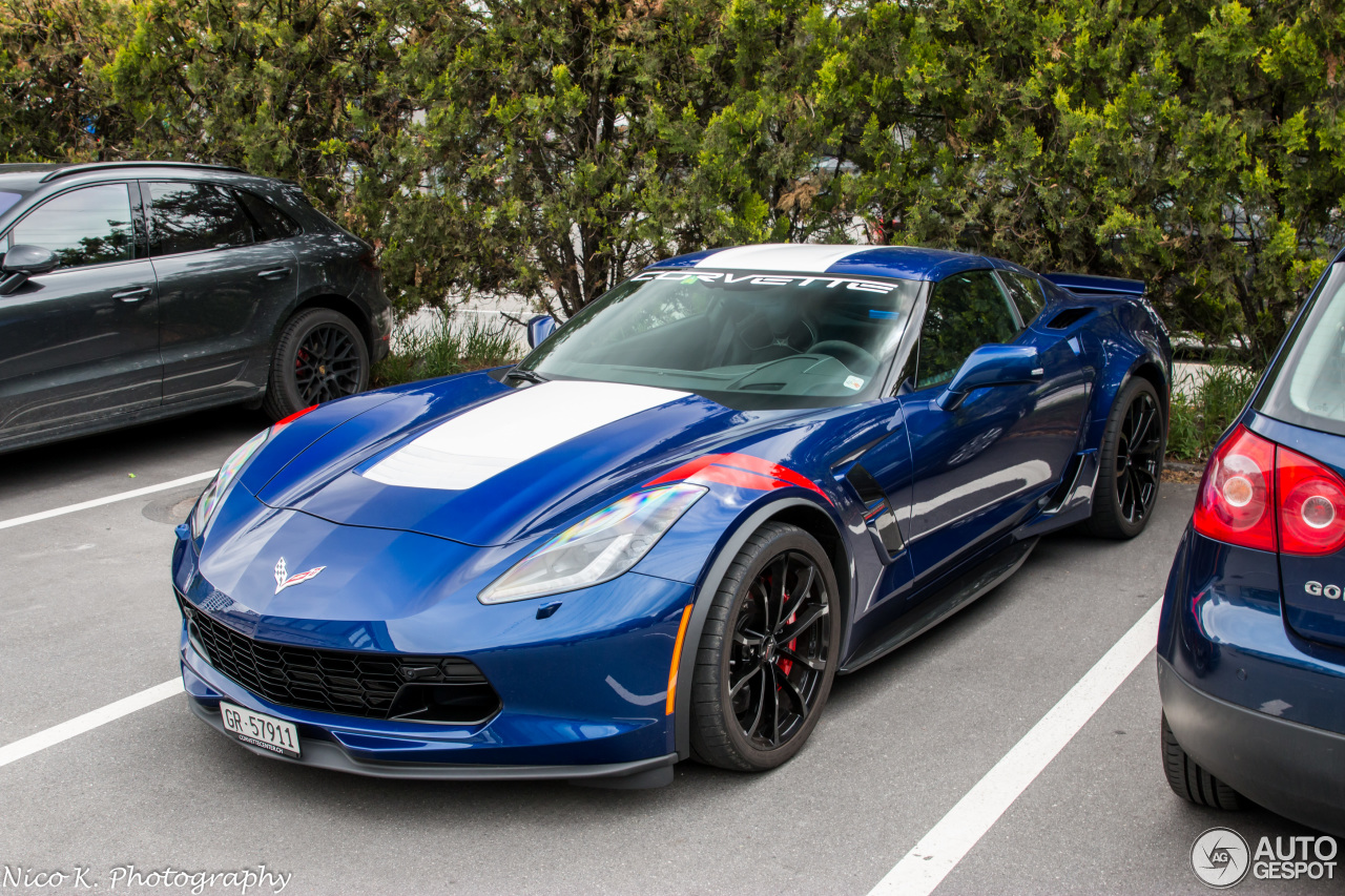 Chevrolet Corvette C7 Grand Sport 20 May 2017 Autogespot