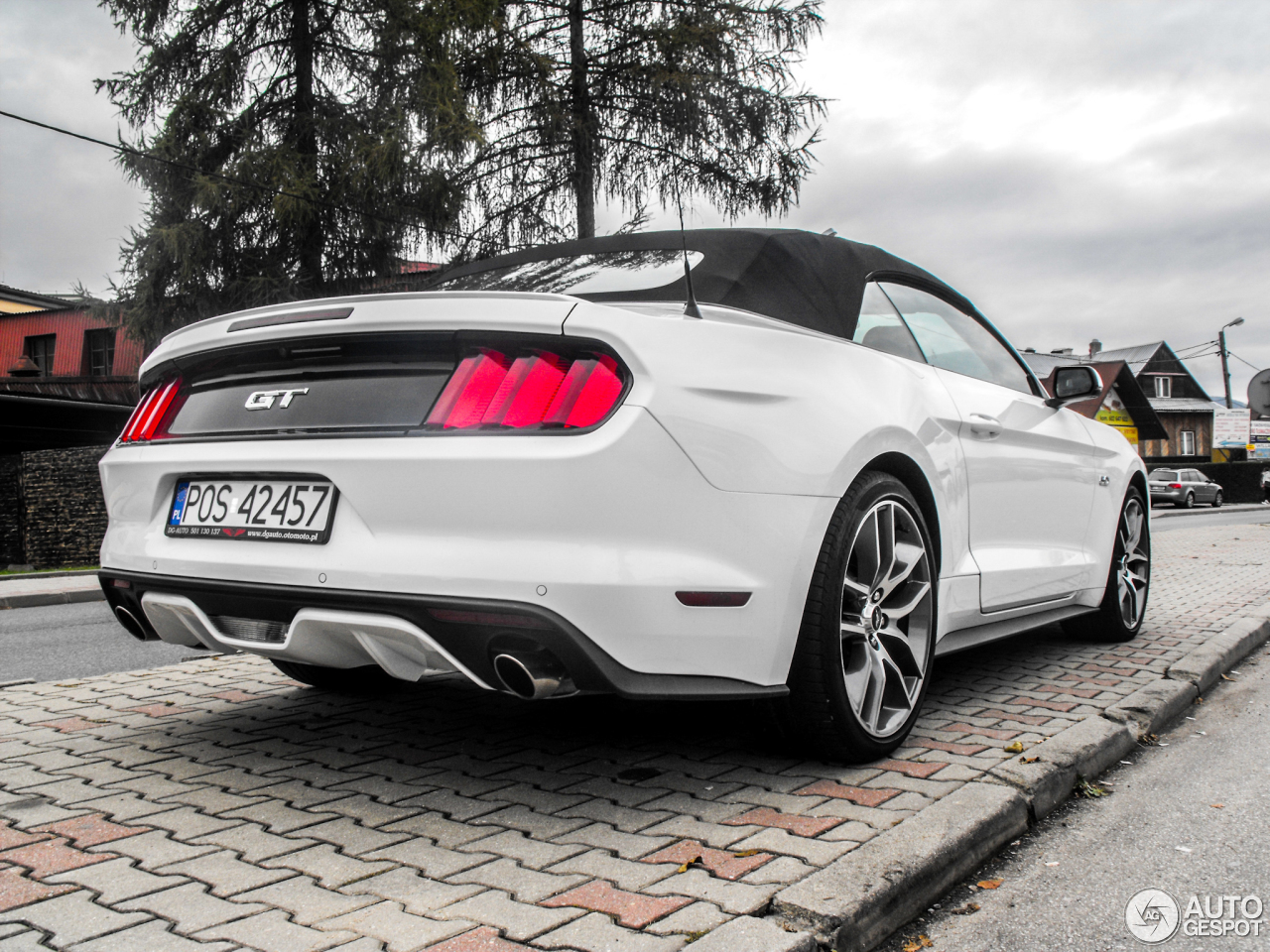 Ford Mustang GT Convertible 2015 - 20 May 2017 - Autogespot  Ford Mustang GT...