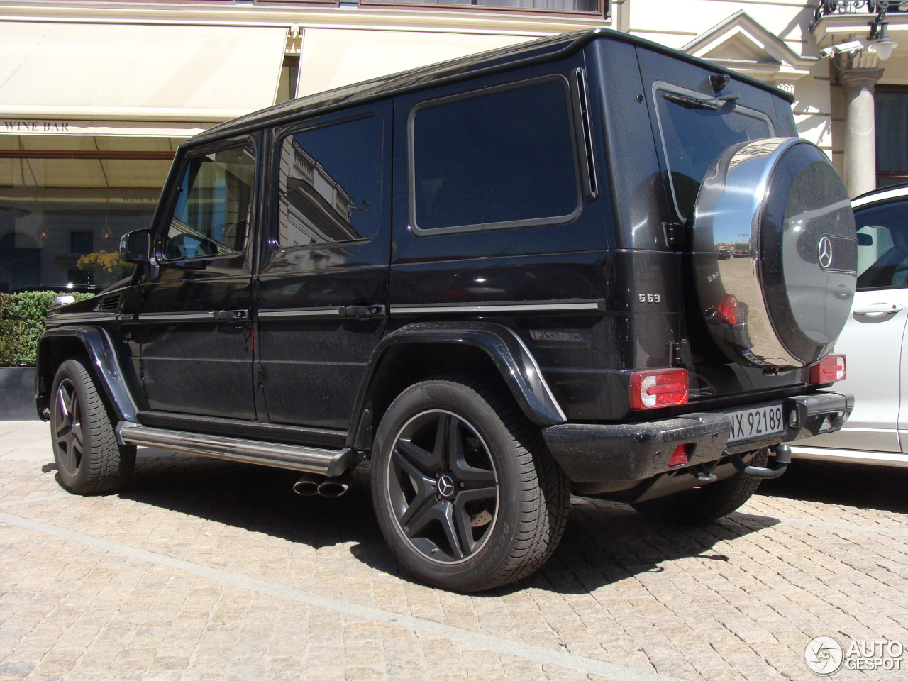 Mercedes benz g 63 amg 2012 20 maj 2017 autogespot for 2017 mercedes benz amg g 63