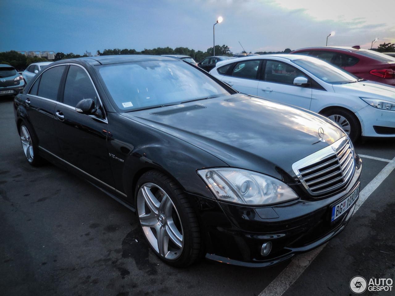 Mercedes benz s 65 amg v221 20 may 2017 autogespot for Mercedes benz 65