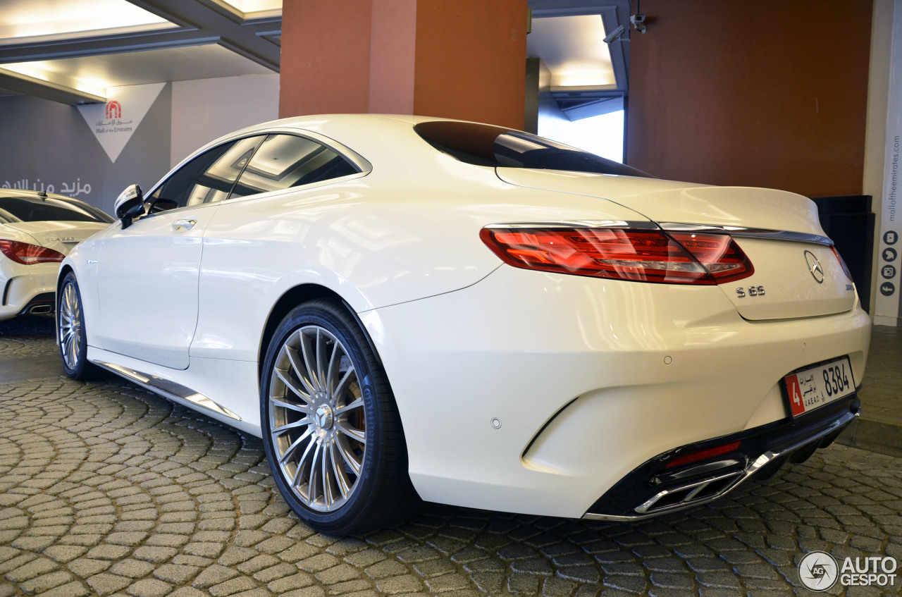 Mercedes benz s 65 amg coup c217 20 may 2017 autogespot for All types of mercedes benz cars