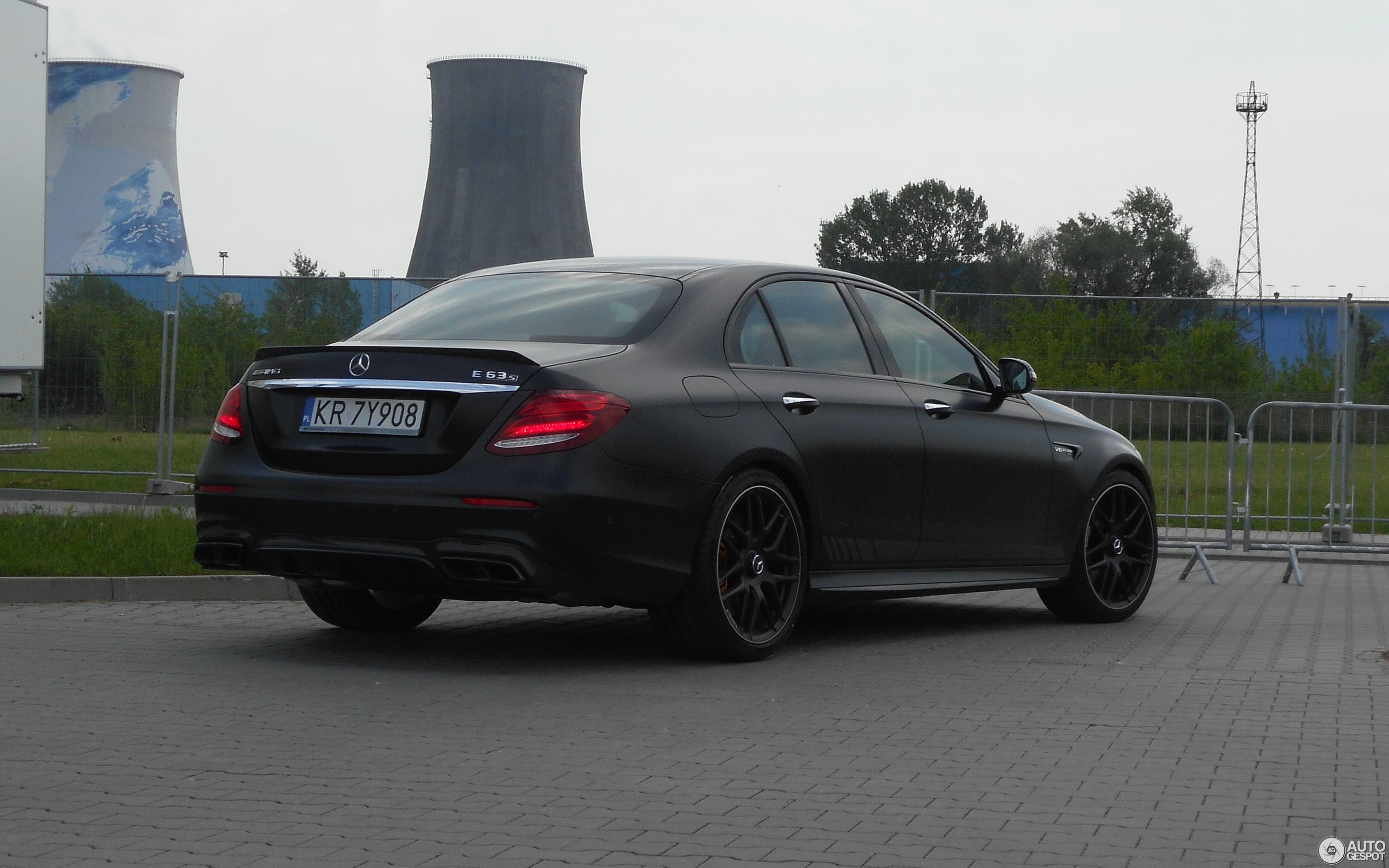 Mercedes AMG E 63 S W213 Edition 1 20 May 2017 Autogespot