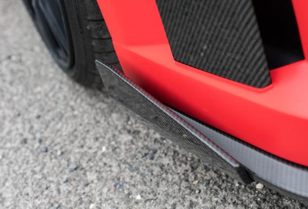 Audi ABT R8 V10 Spyder 2017