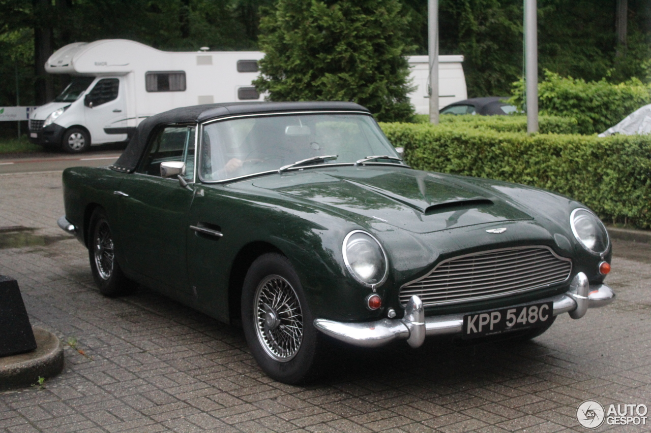 aston martin db5 convertible 21 may 2017 autogespot. Black Bedroom Furniture Sets. Home Design Ideas