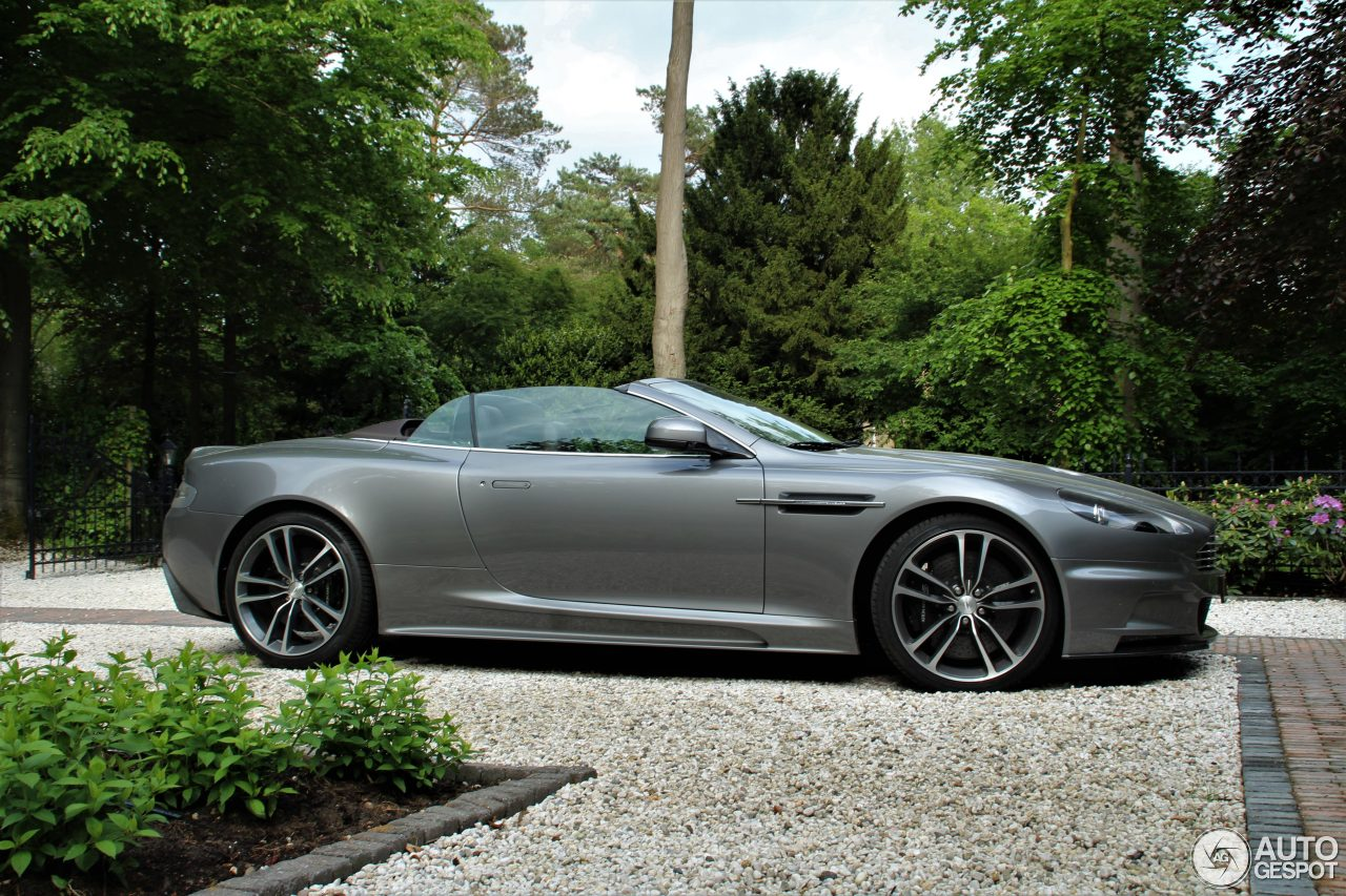Aston Martin DBS Volante - 21 May 2017 - Autogespot