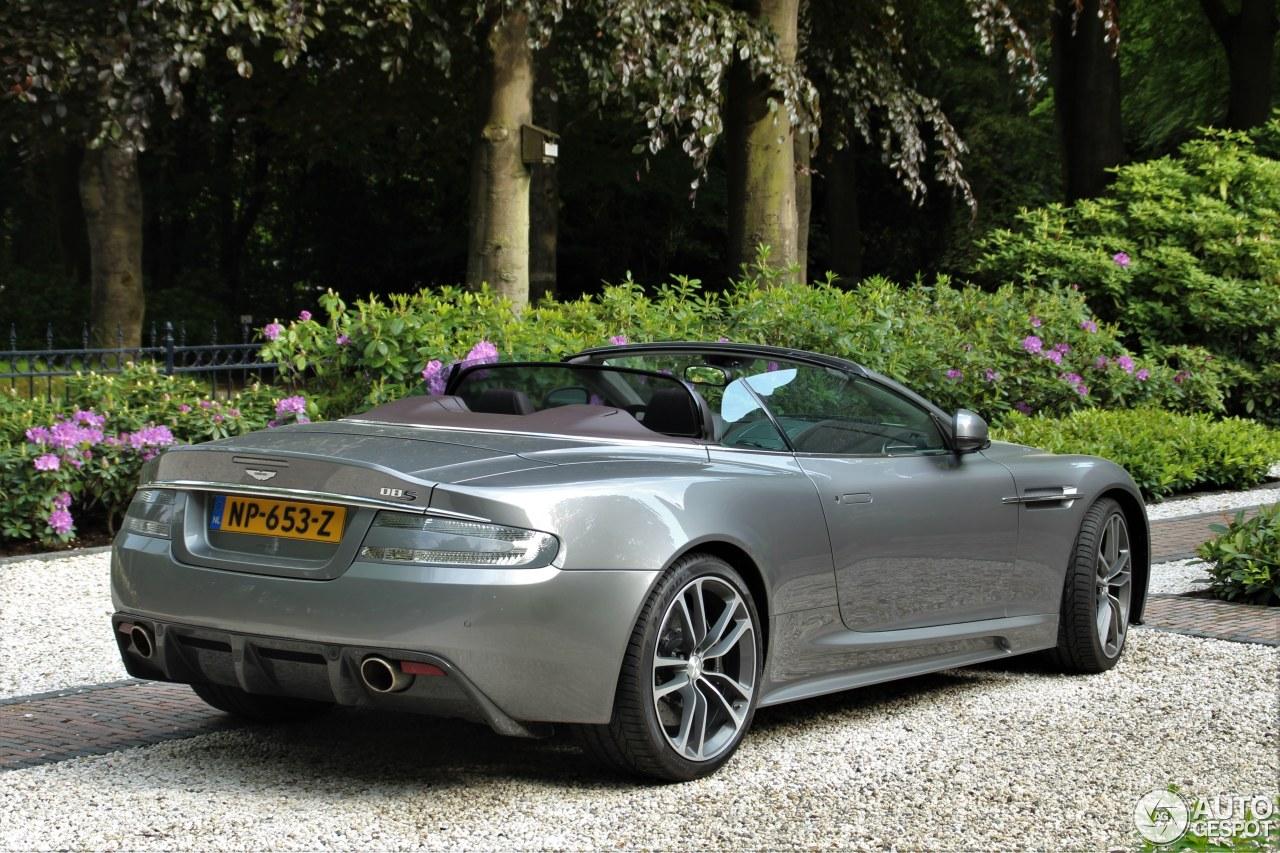 Aston Martin DBS Volante - 21 May 2017 - Autogespot
