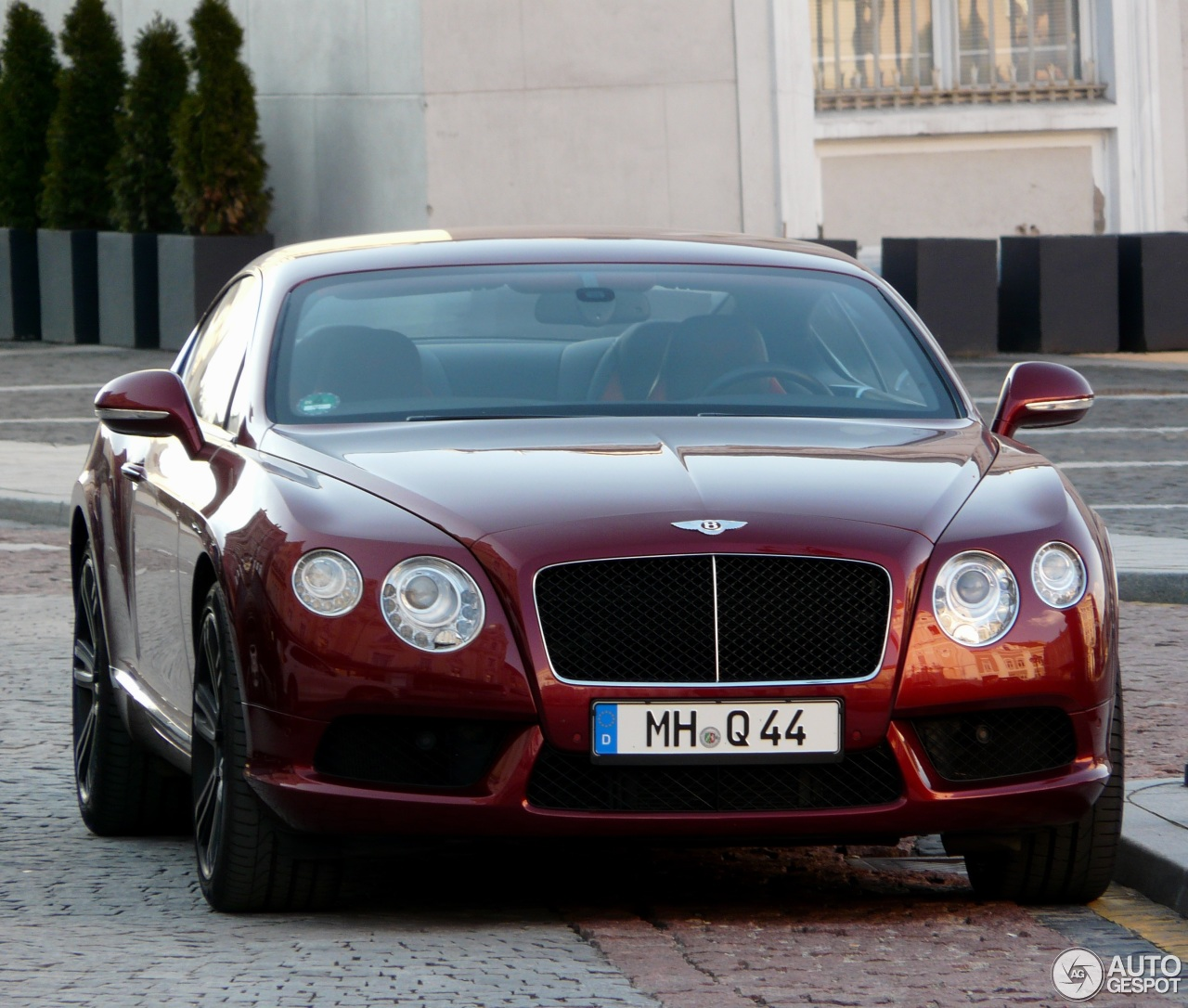 2019 Bentley Continental Gt Msrp: Bentley Continental GT V8