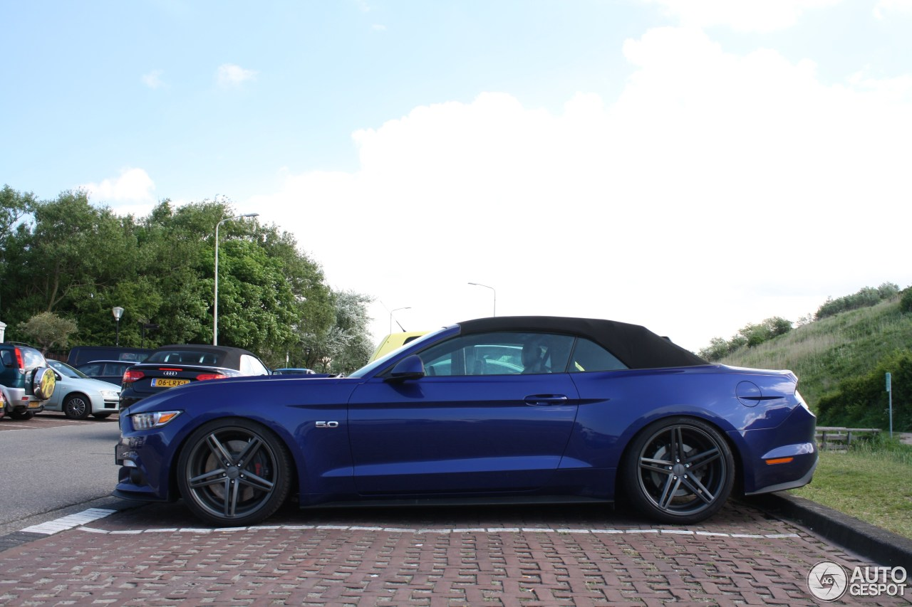 2015 Mustang Colors >> Ford Mustang GT Convertible 2015 - 21 May 2017 - Autogespot