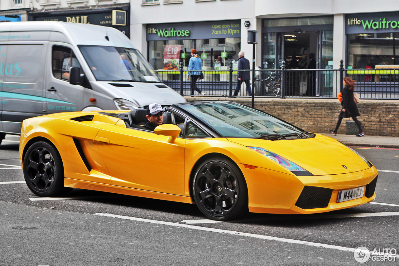 lamborghini gallardo spyder - 21 may 2017 - autogespot