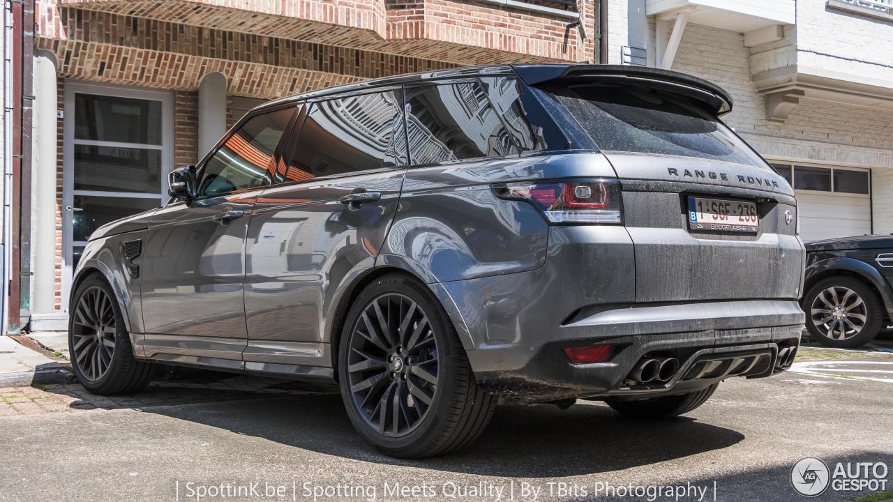 land rover range rover sport svr 21 may 2017 autogespot. Black Bedroom Furniture Sets. Home Design Ideas