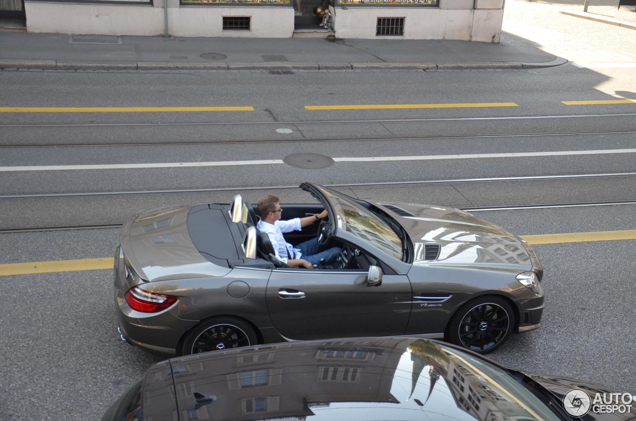 Mercedes benz slk 55 amg r172 21 mei 2017 autogespot for Mercedes benz slk amg 2017