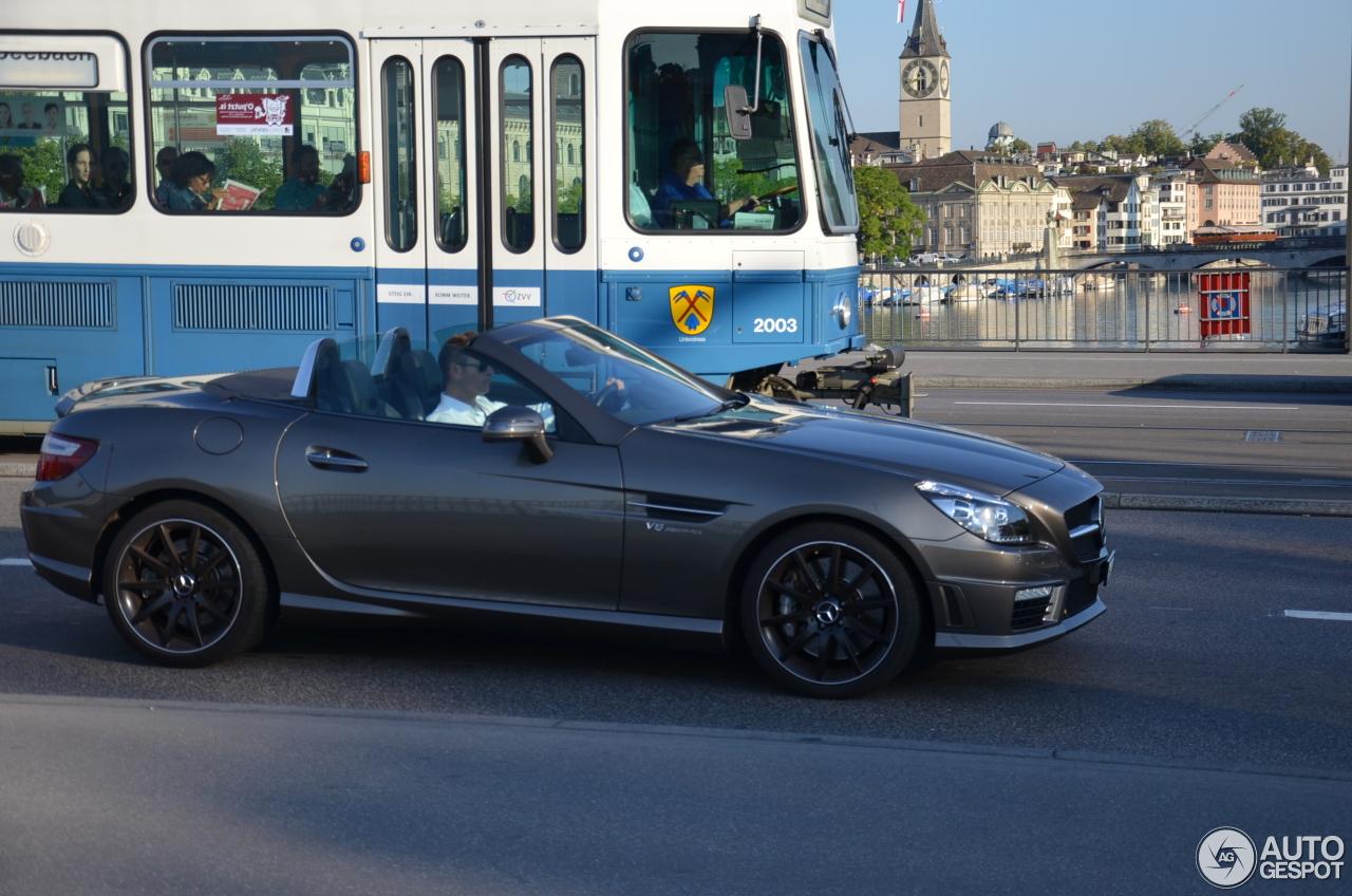 Mercedes benz slk 55 amg r172 21 may 2017 autogespot for Mercedes benz slk amg 2017
