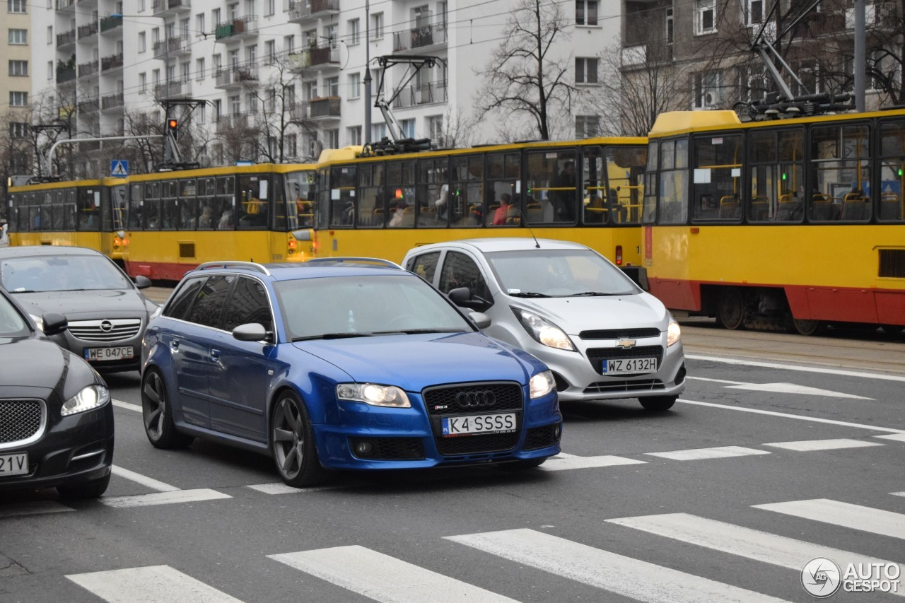 Audi a4 b7 avant weight