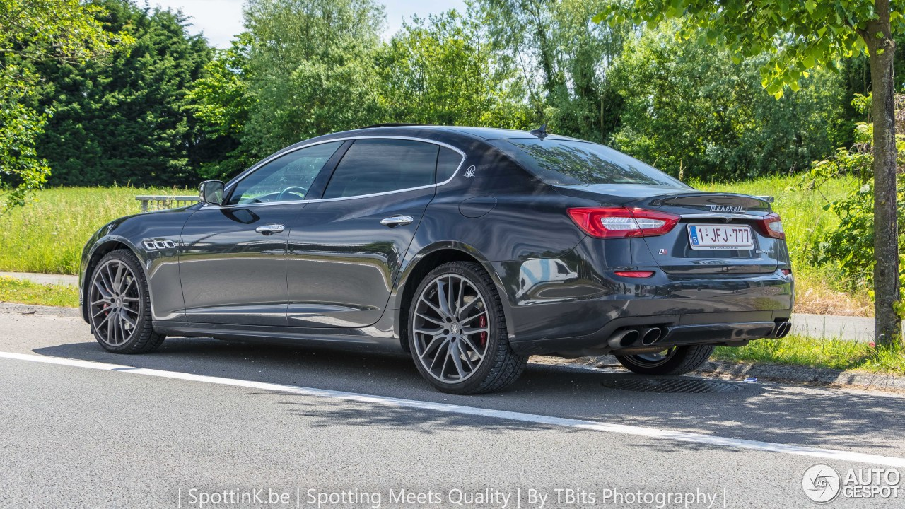 maserati quattroporte s q4 2013 22 may 2017 autogespot. Black Bedroom Furniture Sets. Home Design Ideas