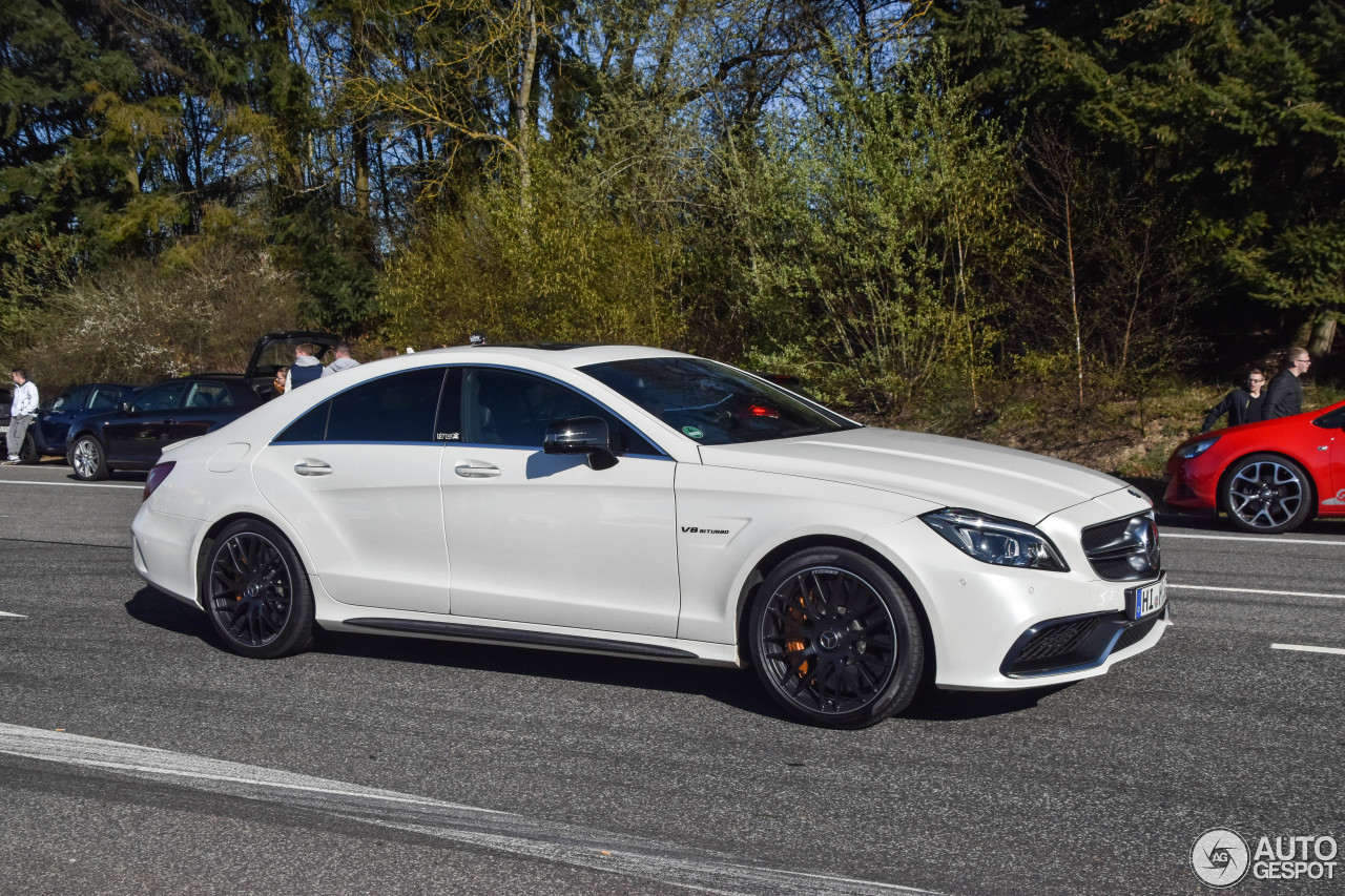 mercedes amg cls 63 s c218 2016 22 may 2017 autogespot. Black Bedroom Furniture Sets. Home Design Ideas