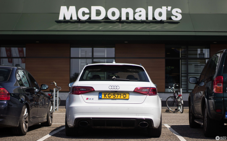 Audi RS Sportback V May Autogespot - Mcdonald audi