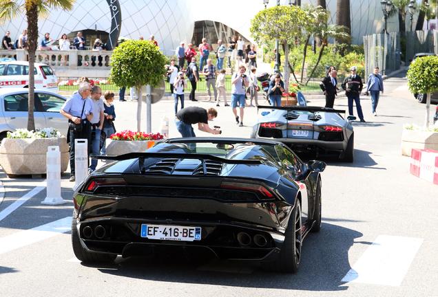 Lamborghini Huracán LP610-4 Spyder Liberty Walk