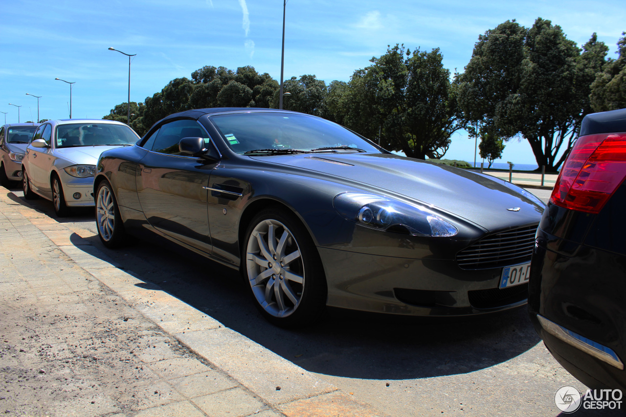 aston martin db9 volante 23 may 2017 autogespot. Black Bedroom Furniture Sets. Home Design Ideas