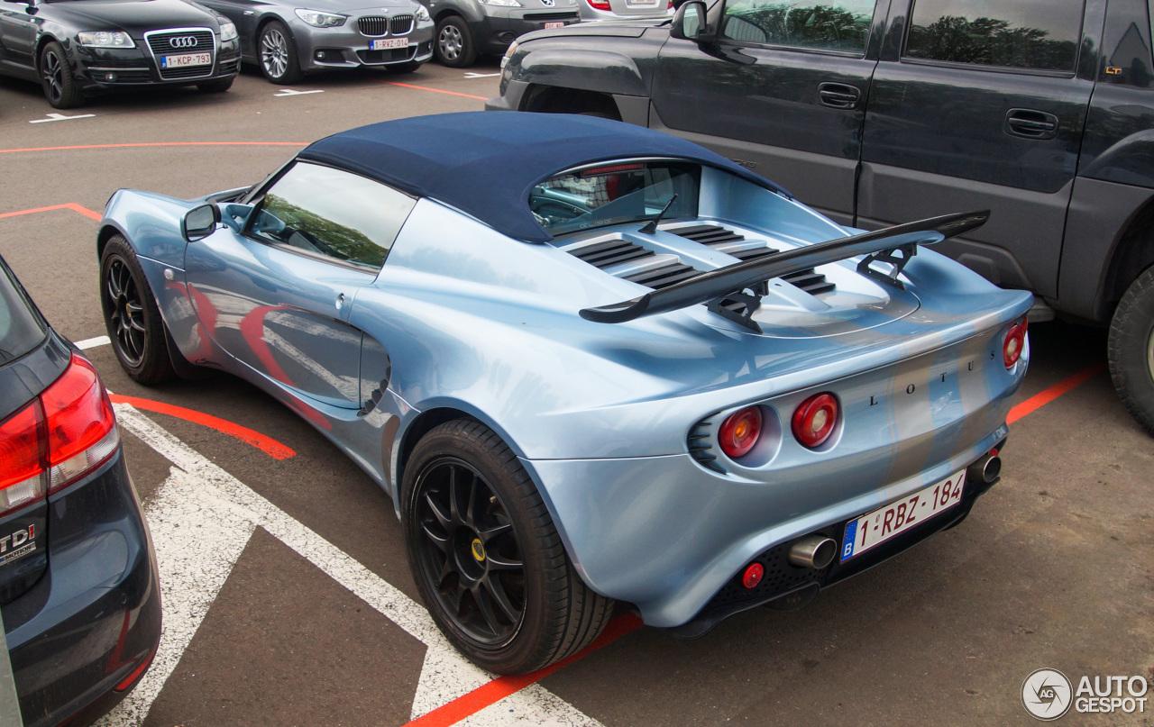 Lotus elise s2 sport 135 23 may 2017 autogespot 6 i lotus elise s2 sport 135 6 vanachro Image collections